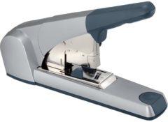 Bruna Blokhechter Leitz 5553 Flat Clinch 120vel zilvergrijs