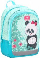 Belmil Rugzak Panda Meisjes 12 Liter Polyester Lichtblauw