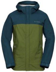 Outdoorjacke Lierne Jacket II mit 2,5 Lagen 40909-437 Vaude dark petrol