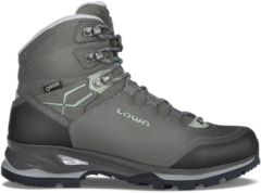 Grijze Lowa Lady Light GTX graphite/jade