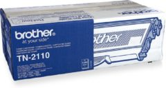 BROTHER TN-2110 tonercartridge zwart standard capacity 1.500 pagina s 1-pack