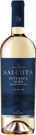 Afbeelding van Salcuta Winemakers Way, Feteasca Alba, 2019, Salcuta, Moldavië, Witte wijn