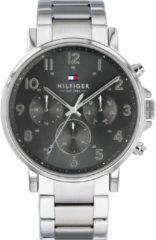 Tommy Hilfiger - TH1710382Tommy Hilfiger TH1710382 Horloge - Staal - Zilverkleurig - Ø 44 mm