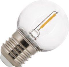 Bailey kogellamp LED filament 1W E27 plastic