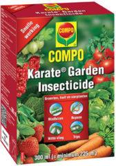 Compo insectenbestrijder Karate Garden concentraat 300ml