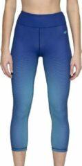 4F Women's Functional Trousers H4L20-SPDF008-91A, Vrouwen, Blauw, Leggings maat: XS EU