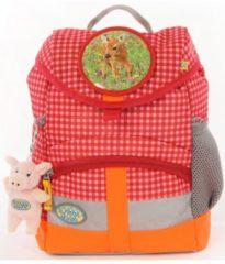 School-Mood Kindergartenrucksack Kiddy Lissy Rehkitz School-Mood 07807 lissy/rehkitz
