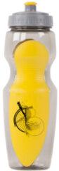 Gele BiggDesign Waterfles - Drinkfles - Bidon - BPA Vrij - Gezond - 700ml