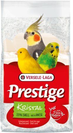 Afbeelding van Versele-Laga Prestige Schelpenzand Zak - Vogelbodembedekking - 25 kg Kristal