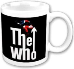 Zwarte Rock Off Starskie The Who Leap Logo Boxed Mug