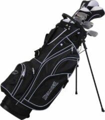 Zwarte Volledige-Golfset-Spalding-True Black-Heren-Staal-Rechtshandig