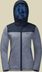 Jack Wolfskin Pacific Sky Jacket Women Damen Fleecejacke Größe XXL midnight blue