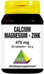 SNP Calcium magnesium zink 475 mg 60 Tabletten