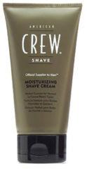 Scheercrème Moisturizing Shave Cre American Crew 150 ml
