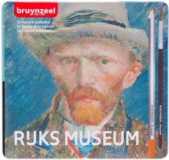 Koninklijke Talens B.V Bruynzeel dutch masters blik 24 aquarelpotloden