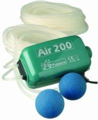 Groene Ubbink Beluchtingspomp voor binnen Air 200 200 L/u 1355082