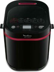 Moulinex OW2208 - broodbakmachine - Zwart - 650W