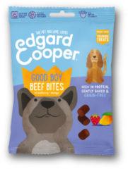 Edgard-Cooper Edgard&Cooper Beef Bites - Hondensnacks - Rund Aardbei Mango 50 g