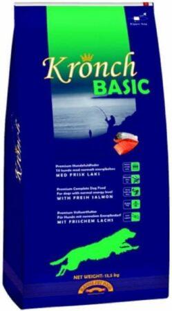Afbeelding van Kronch Basic Premium Hondenvoer Adult - hersluitbare verpakking 5kg - met essentiële omega-3 & omega-6