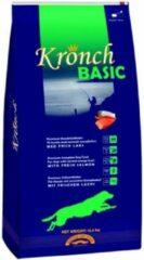 Kronch Basic Premium Hondenvoer Adult - hersluitbare verpakking 5kg - met essentiële omega-3 & omega-6