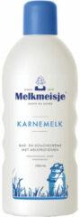 Melkmeisje Bad & Douchecreme Karnemelk (1 fles van 1 L)