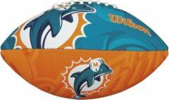 Blauwe Wilson Nfl Team Logo Dolphins American Football