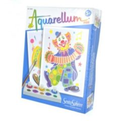 SentoSphère Aquarellum Mini Clowns