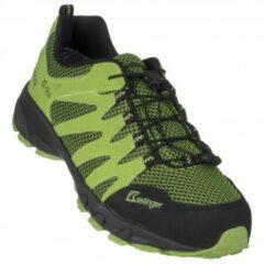 Kastinger - Power-Trail - Trailrunningschoenen maat 42, zwart/olijfgroen/groen