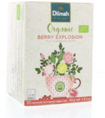 Dilmah Organic Berry Explosion Thee