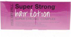 Paul Mitchell Strength Super Strong Hair Lotion 12x6ml Ampullen Beschadigd Haar/haaruitval 78ml