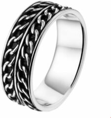 Vigor The Jewelry Collection For Men Ring Oxi - Zilver