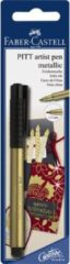 Faber Castell Tekenstift Faber-Castell Pitt Artist Pen 250 Gold