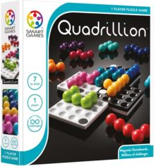 Smart Games Quadrillion (80+ challenges) breinbreker