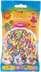 Hama Strijkkralen 0050 pastel gemengd 1000 stuks