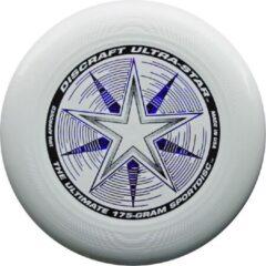 Discraft UltraStar - Frisbee - Wit - 175 gram