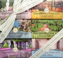 Nesti Dante - Emozioni in Toscana zeepset 6 x 150 gram