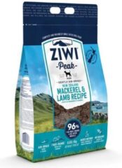 ZIWIPeak Ziwi Peak Hondenvoeding Air-Dried Mackerel & Lamb 4 kg.