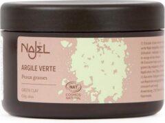 Najel Aleppo Gezichtsmasker Verzorging Vrouwen Groene Kleipoeder 150g