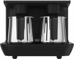 Zilveren Arcelik TKM9961B Turkse koffiemachine - 6 Kopjes - RVS