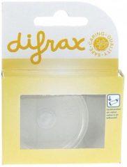 Transparante Difrax anti-colic ventiel (2 stuks)