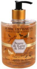 Jeanne en Provence Shea Butter&Honey Flüssigseife 500ml