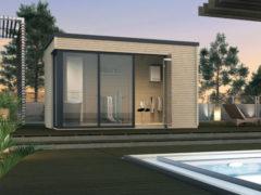 Weka Office at Home | Designhuis Cubilis Gr.2 | 380x380 cm
