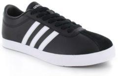 Zwarte Adidas - Courtset W - Dames - maat 36