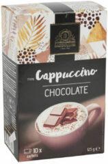 Xenos Bardollini cappuccino - choco - 10 stuks