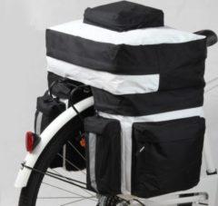 Filmer 3 in 1 Gepäckträger Fahrrad Tasche Fahrradtasche Gepäcktasche