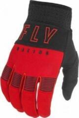 Rode Fly Racing F16 Gloves Red black MTB / BMX handschoenen - Maat:11