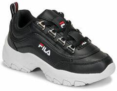 Fila Meisjes Lage sneakers Strada Low Kids - Zwart - Maat 35