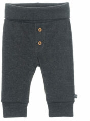 Antraciet-grijze Feetje broek - Mini Person|Antraciet melange|MT. 50