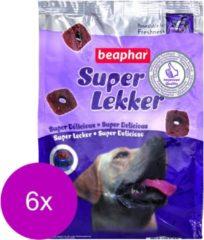 Bogena Super-Lekker Hondenvoer - 1 KG (6 stuks)