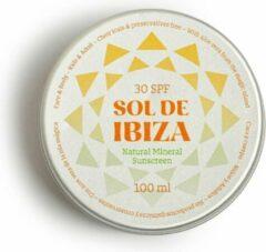 Sal de Ibiza Sol de Ibiza natuurlijke zonnebrand SPF 30 (100ml)
